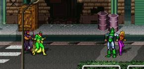 Streets of Rage Zombies - un mod OpenGore !