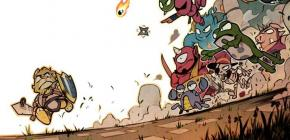 Wonder Boy The Dragon's Trap - la date de sortie !