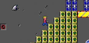 Duke Nukem est disponible sur Sega Master System