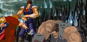 Ken Le Survivant d�boule sur Sega Dreamcast