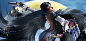Bayonetta - un jeu 8 bit et un mystérieux compte à rebours