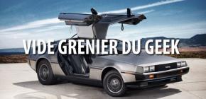 Gros plan sur le 10ème Vide Grenier du Geek à Lyon