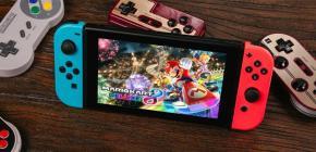 Utilisez une manette 8Bitdo sur votre Nintendo Switch !