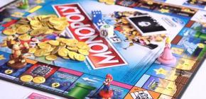 Jouez au Monopoly Super Mario cet été !