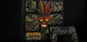 Playstation 2 Crash Bandicoot - Vadu Amka et le masque vaudou d'Aku Aku
