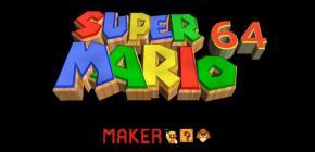 Super Mario 64 Maker - comme son nom l'indique !