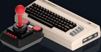 C64 Mini - les réducteurs de têtes ont encore frappé avec le Commodore 64 !