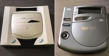 Deux étranges prototypes Sega Saturn font leur apparition sur Youtube