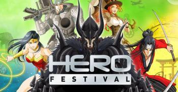 Herofestival - un succès tentaculaire !
