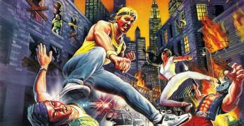 Batman et Superman s'incrustent dans Streets of Rage 2