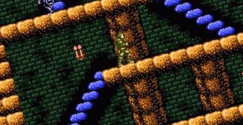 The Holy Relics ou le retour gratuit de Castlevania sur NES