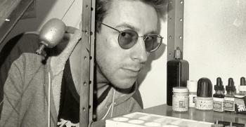 Bob Wakelin, illustrateur des jeux Ocean Software, est mort