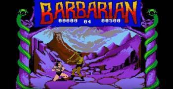 Barbarian fait aussi perdre la tête de la Sega Dreamcast !