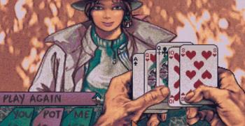 Poker - toujours tendance dans le rétro !