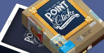 The Art of Point + Click Adventure Games - l'anthologie parfaite de Bitmap Books ?