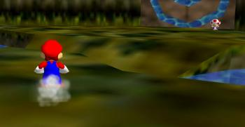 Super Mario 64 : Ocarina Of Time - le mod inattendu !