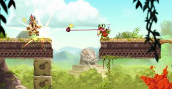 Ryuichi Nishizawa découvre pour la première fois le remake de Wonder Boy III The Dragon's Trap