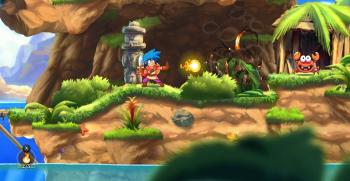 Enfin un trailer inédit pour Monster Boy and the Cursed Kingdom !