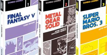 Gaming Legends, la nouvelle collection signée Omake Books
