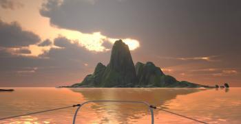 Maupiti Island Remake - la possibilité d'une île
