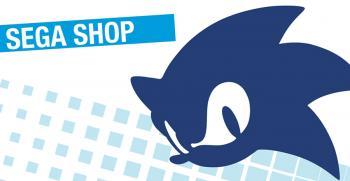SEGA Shop ouvre sa boutique en ligne officielle pour l'Europe
