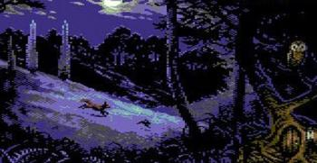 Legend of Atlantis - Indiana Jones a de l'avenir sur C64 !