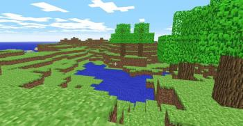 Il construit dans Minecraft une Game Boy géante pour jouer à Pokémon
