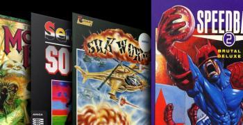 Amiga Arcade Launcher - les meilleurs jeux Amiga en un seul logiciel