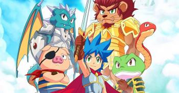 Monster Boy and the Cursed Kingdom nous offre un trailer depuis la Gamescom 2016