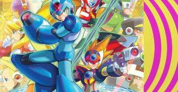 Péril Bleu sur Steam avec Mega Man Legacy Collection
