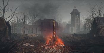 La vidéo jaune pipi du remake HD de Resident Evil