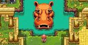 Hazelnut Bastille - le très beau Zelda-like en démo !