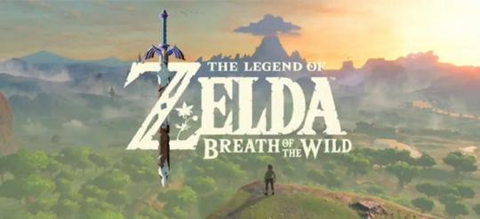 Nouveau trailer et gameplay pour The Legend of Zelda : Breath of the Wild