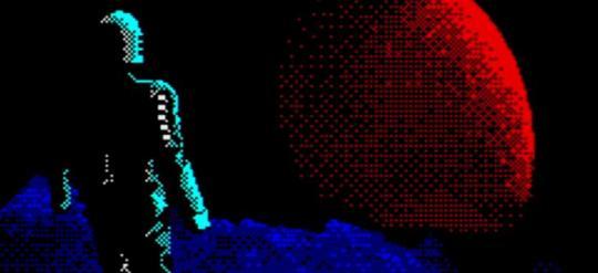 Dead Space - le demake ZX Spectrum !