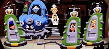 Day of the Tentacle Remastered est enfin disponible !