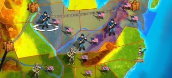 Les Tuniques Bleues sonnent la charge sur PS3 avec The Bluecoats North vs South