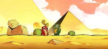 Remake de Wonder Boy III The Dragon