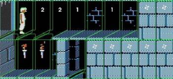 LeaPop - un éditeur de niveaux pour la version Apple II de Prince of Persia
