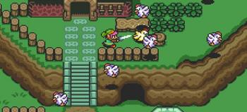 A Link to the Past - un mod co-op permet d