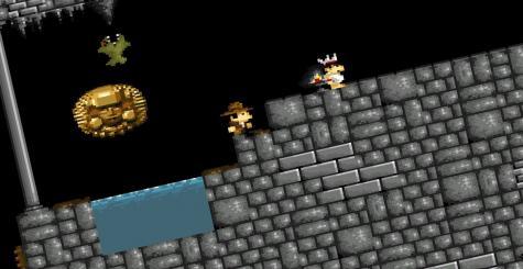 A la Recherche du Ludum Perdu - Homebrew Amiga