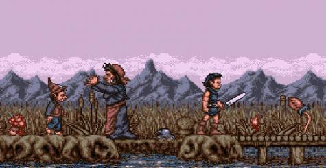 Light Quest - le jeu de Laurent Cluzel manque encore à l'Amiga