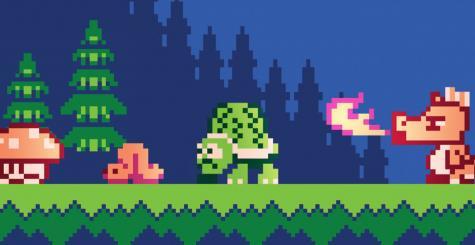 Oldschool is Beautiful spécial RGC - présentation du futur jeu NES, Twin Dragons