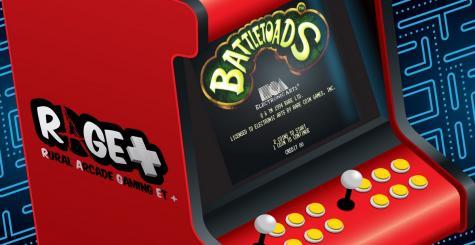 RAGE+ : Battletoads, la version arcade des crapauds