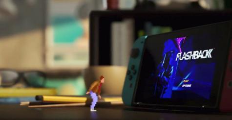 Flashback sortira le 7 Juin 2018 sur Nintendo Switch - voici son édition collector