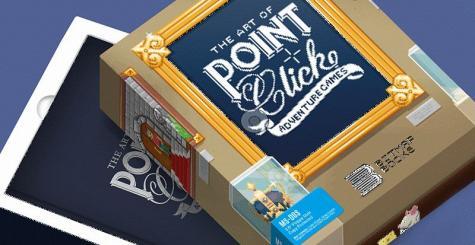 The Art of Point + Click Adventure Games - l'anthologie parfaite de Bitmap Books ?