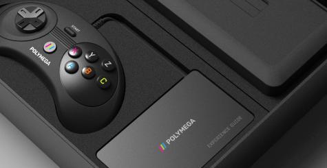 Polymega - la console rétro modulaire joue la carte de l'élégance