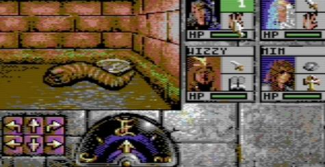 Eye of the Beholder au top sur Commodore 64 !