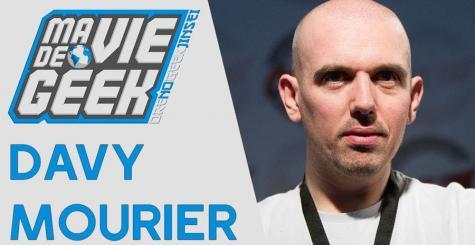 Ma Vie de Geek - Davy Mourier VS Jean-Christophe K