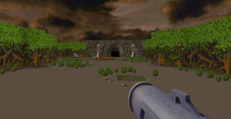 Doomsday Machine - The Chaos Engine entre dans la troisième dimension !