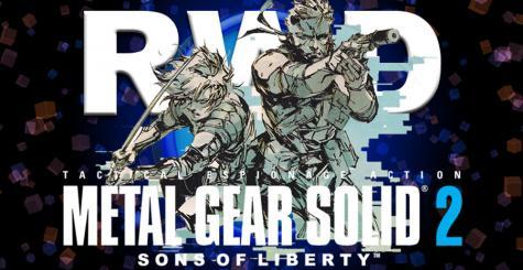 Retour sur Metal Gear Solid 2 avec l'équipe de Rewind
